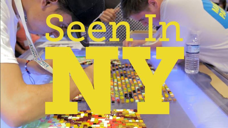 Seen in NY: Digital Ready Maker Party