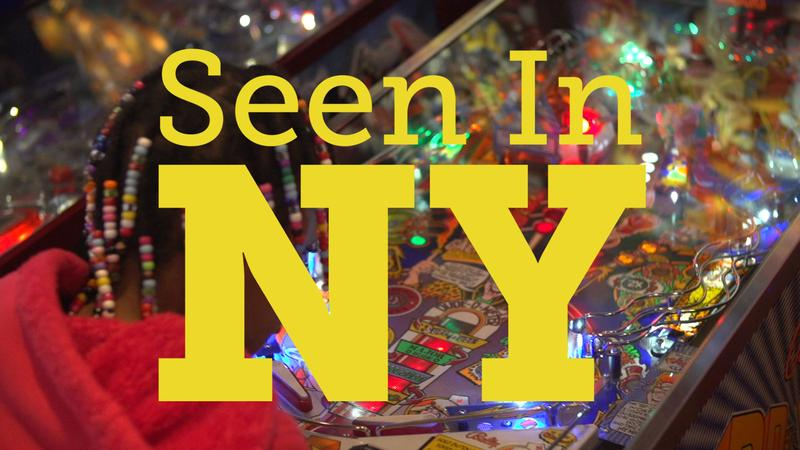 Seen in NY: Modern Pinball