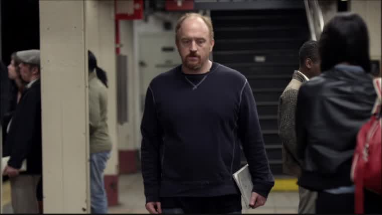 Louie Juxtaposes High and Low Brow Performance